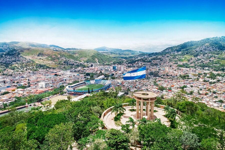 Honduras, Esta Tuani, Esta bueno, Centroamerica