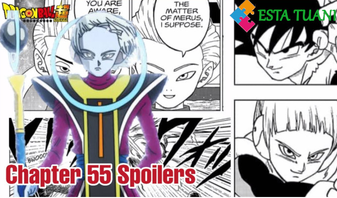 merus, dragon ball super manga 55