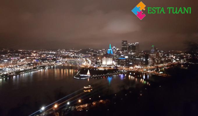 Descubriendo Pittsburgh Pensilvania