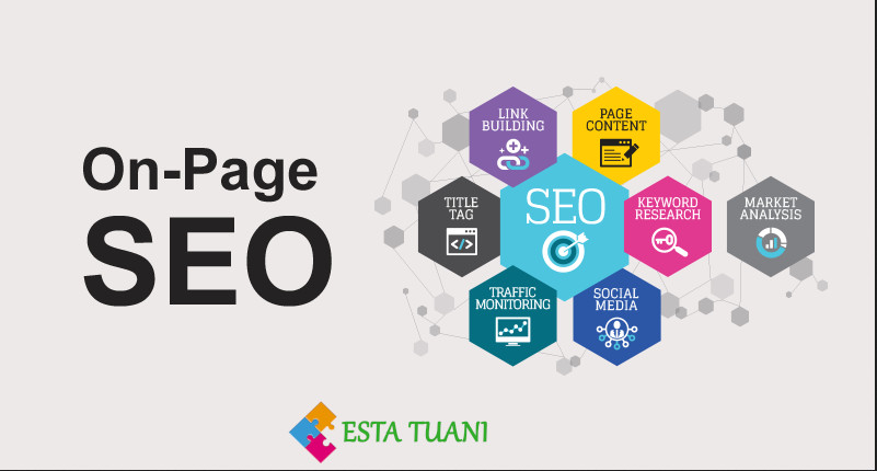 seo on page, esta tuani