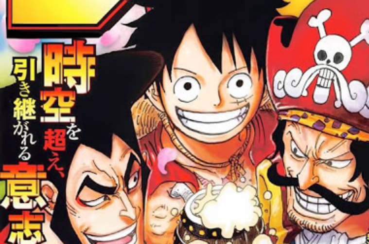 One Piece Manga 976